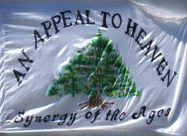 *Appeal to Heaven Prophetic Flag