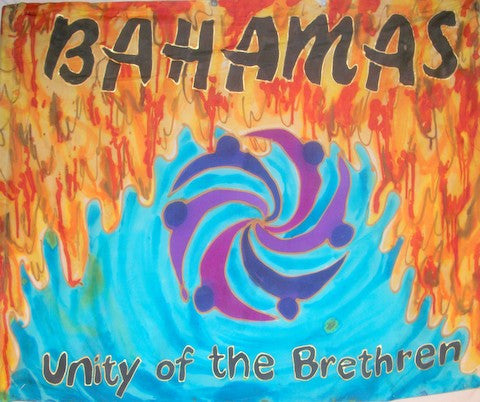 Bahamas Prophetic Flag