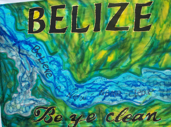 BELIZE Prophetic Flag