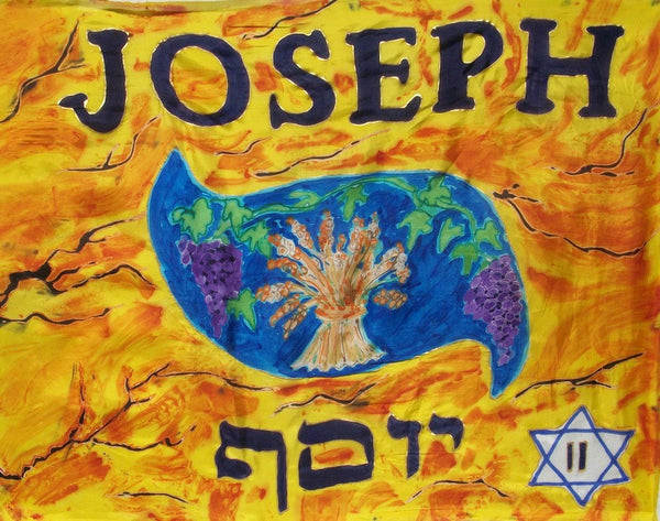 Joseph Prophetic Worship Flag