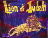 Lion Of Judah Leaping