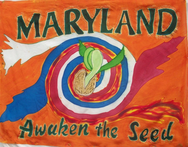 Maryland Prophetic Destiny Flag