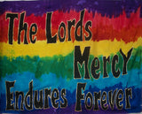Mercy Prophetic Worship Flag