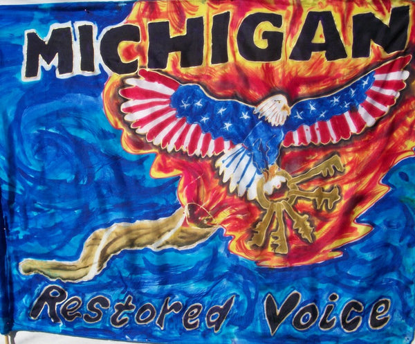 Michigan Prophetic Destiny Flag