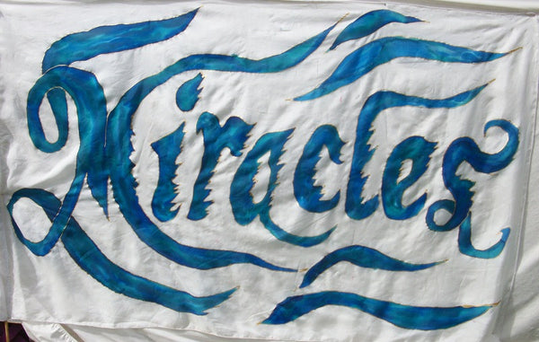 Miracles Prophetic Flag