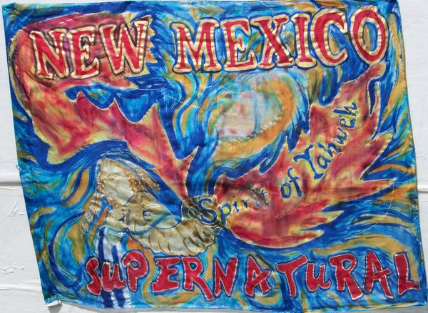 New Mexico Prophetic Destiny Flag