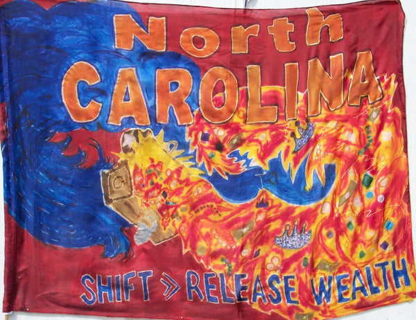 North Carolina Prophetic Destiny Flag