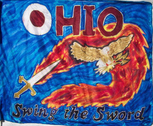 Ohio Prophetic Destiny Flag