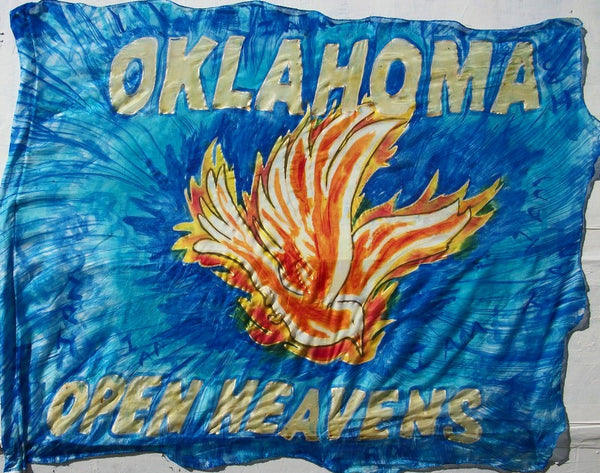 Oklahoma Prophetic Destiny Flag