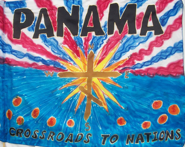 Panama Prophetic Flag