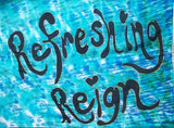 Refreshing Reign Prophetic Worship Flag
