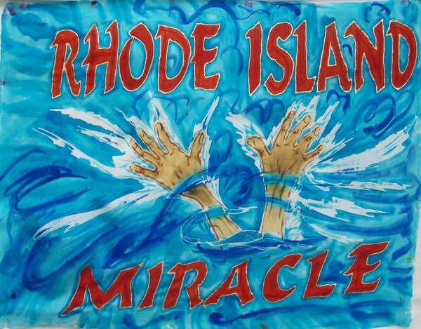 Rhode Island Prophetic Destiny Flag