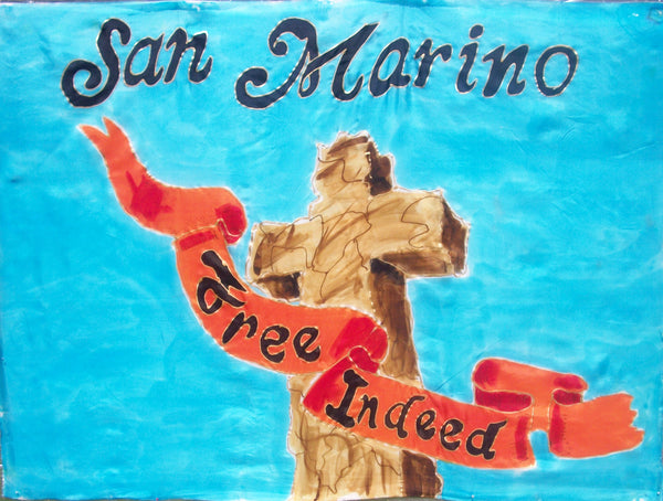 SAN MARINO Prophetic Flag