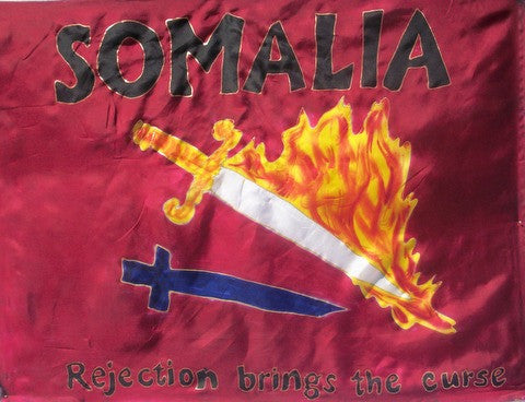 Somalia Prophetic Flag
