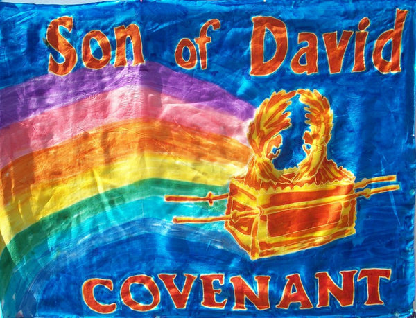 Son of David Prophetic Flag