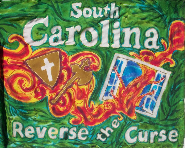 South Carolina Prophetic Destiny Flag