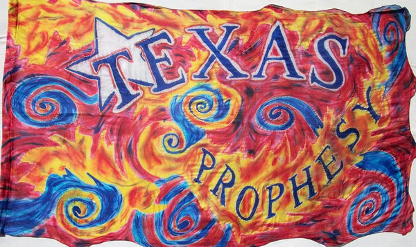 Texas Prophetic Destiny Flag