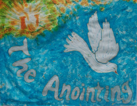 The Anointing Prophetic Flag
