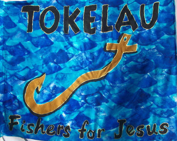 TOKELAU Prophetic Flag