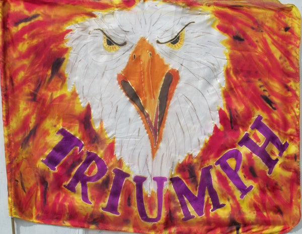 Eagle of Triumph on Glory Fire