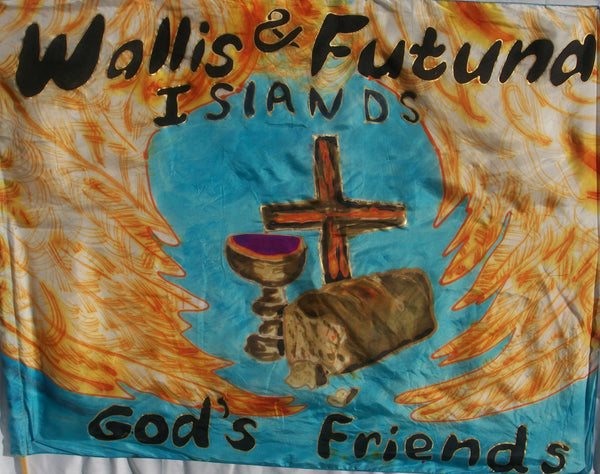 WALLIS & FUTUNA Prophetic Flag