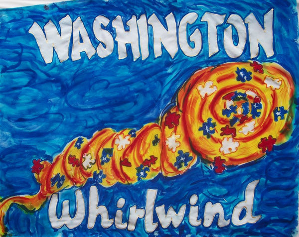 Washington Prophetic Destiny Flag