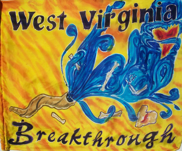 West Virginia Prophetic Destiny Flag