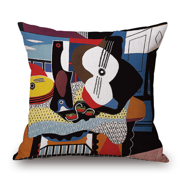 ART Theme Pillows