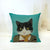 Cat Theme Pillows