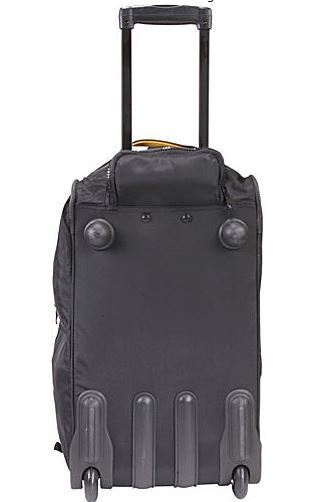 adb754ae74bc A.Saks 20inch Expandable Rolling Duffel Bag - Online Luggage Deals