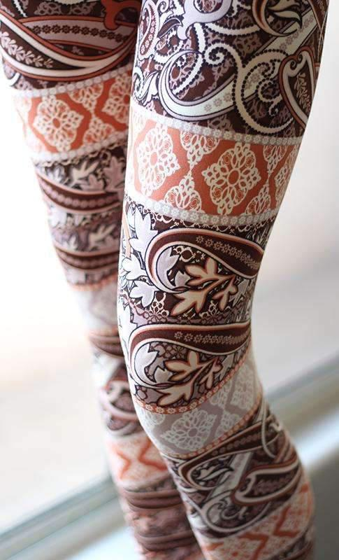 Ultra Soft Print Leggings 310