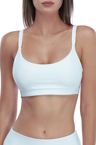 Beach Drive Top | White