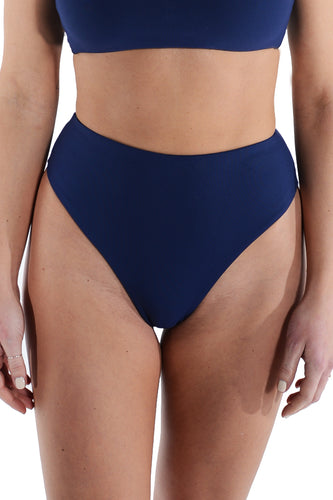 Beach Drive High-Waisted Bottoms | NIGHT