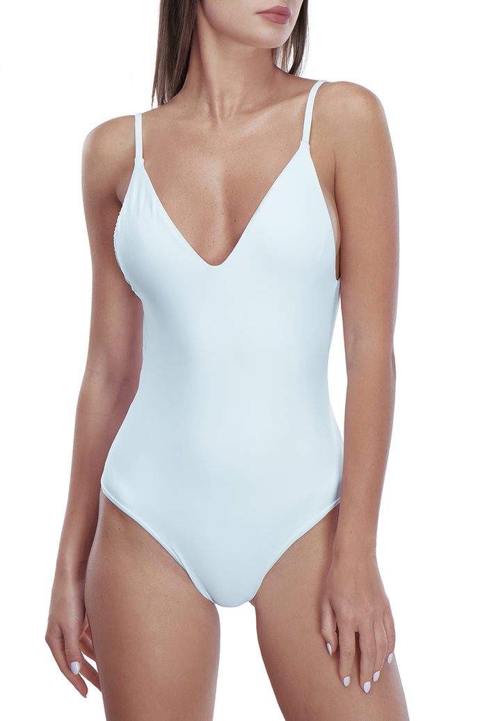 The Classic One Piece | White