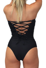 Mile Zero One Piece | Black