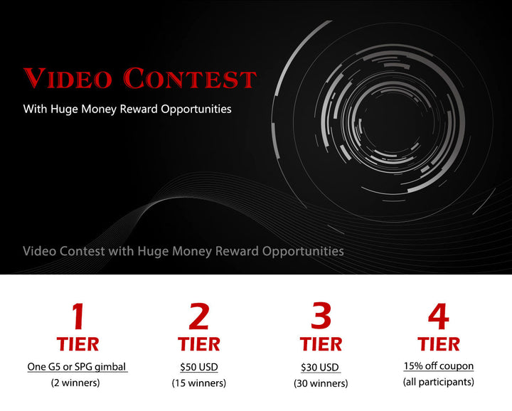 Video Contest with Huge Money Reward Opportunities