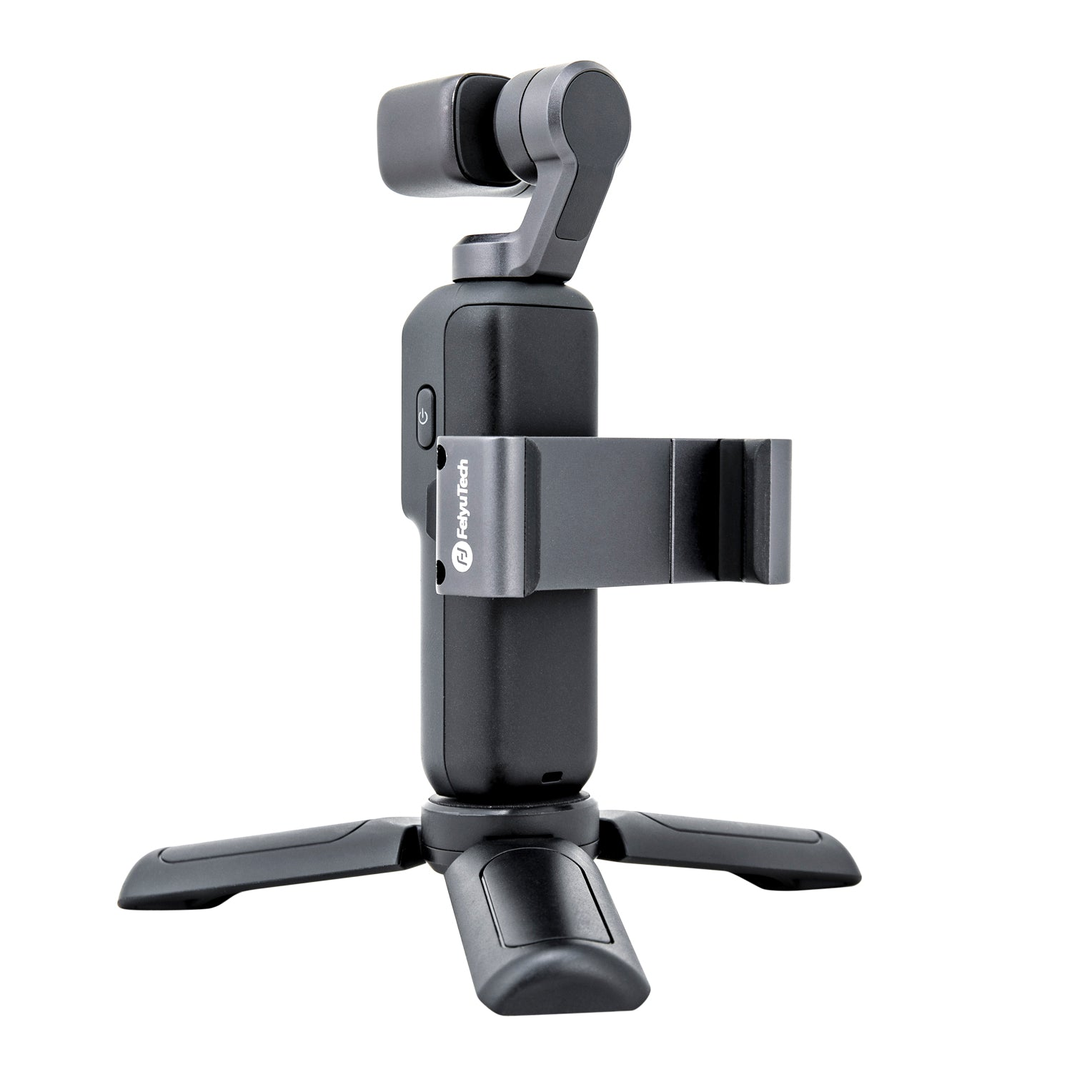 Feiyu pocket 4K 6-axis Stabilized Handheld Camera Smartphone Holder Overview