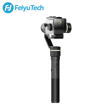 FeiyuTech G5GS Gimbal for Sony AS50 AS50R AS300 AS300R Sony X3000 X3000R Splash Proof 3-Axis Handheld Stabilizer