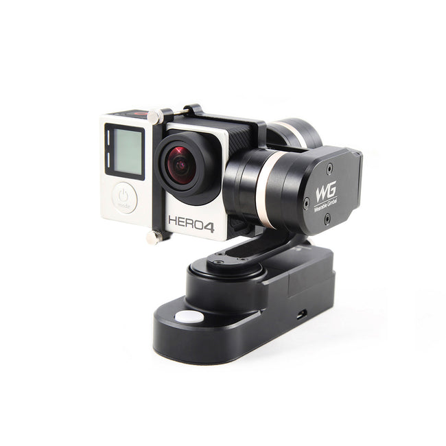 FeiyuTech WG 3-Axis Wearable Gimbal for Sport Cameras GoPro Hero5/4/3+/3
