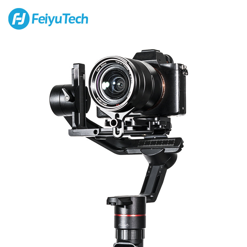 FeiyuTech AK2000 3-Axis Camera Stabilizer Handheld Gimbal 2.8KG Payload for Sony Canon 5D Panasonic GH5/GH5S Nikon D850