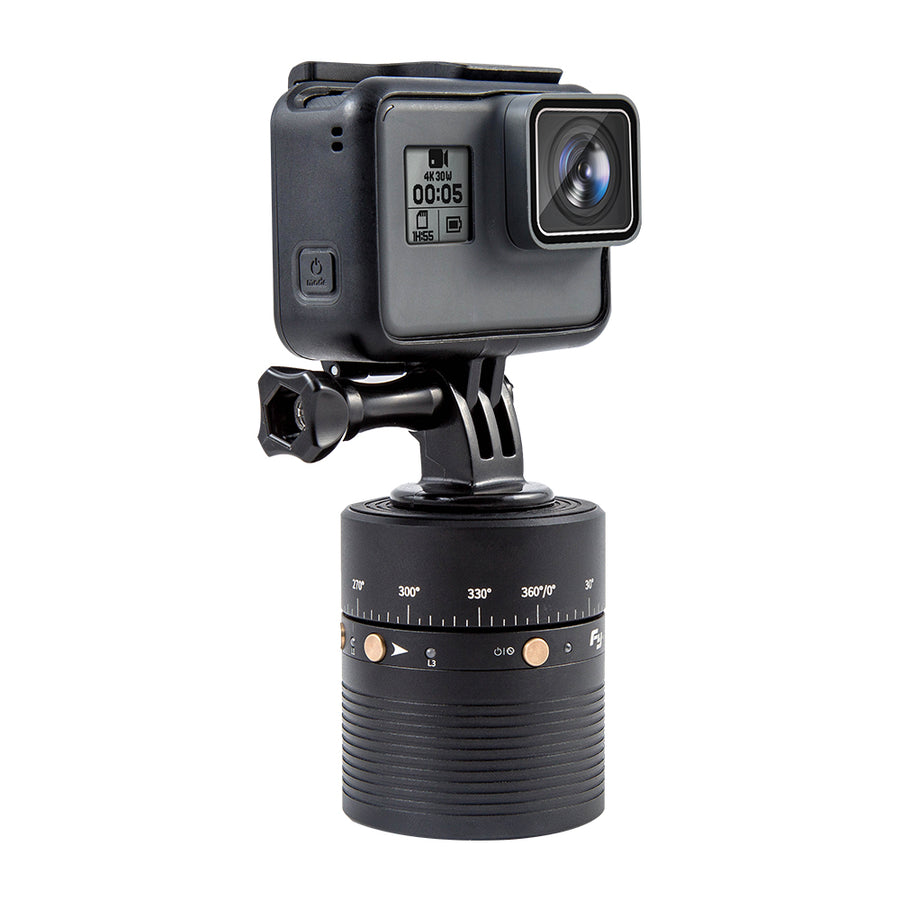 FeiyuTech 360 Degree Automatic Rotation Stand for Action Camera/ Smart Phone/ Mirrorless Cameras