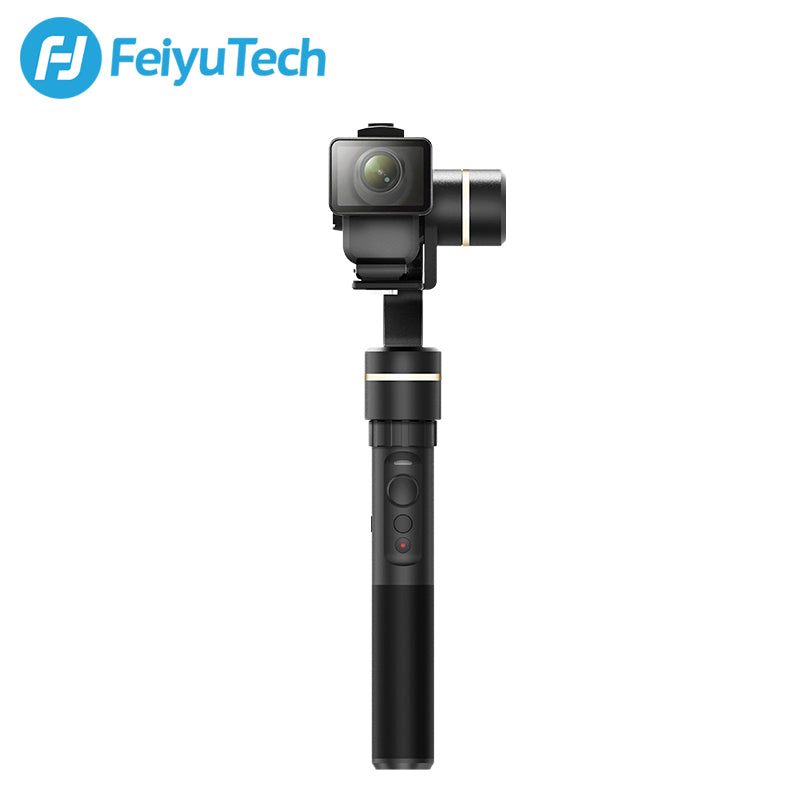 (Used-Very Good) G5GS Handheld Gimbal for Sony AS50/FDR-X3000 Action Camera