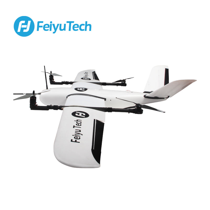 FeiyuTech FY-VT01 Vertical Take-Off & Landing Professioal Camera Drone Industrial Photography UAV Long Distantance Mapping Unmanned Aerial Vehicle with Tilting Rotor
