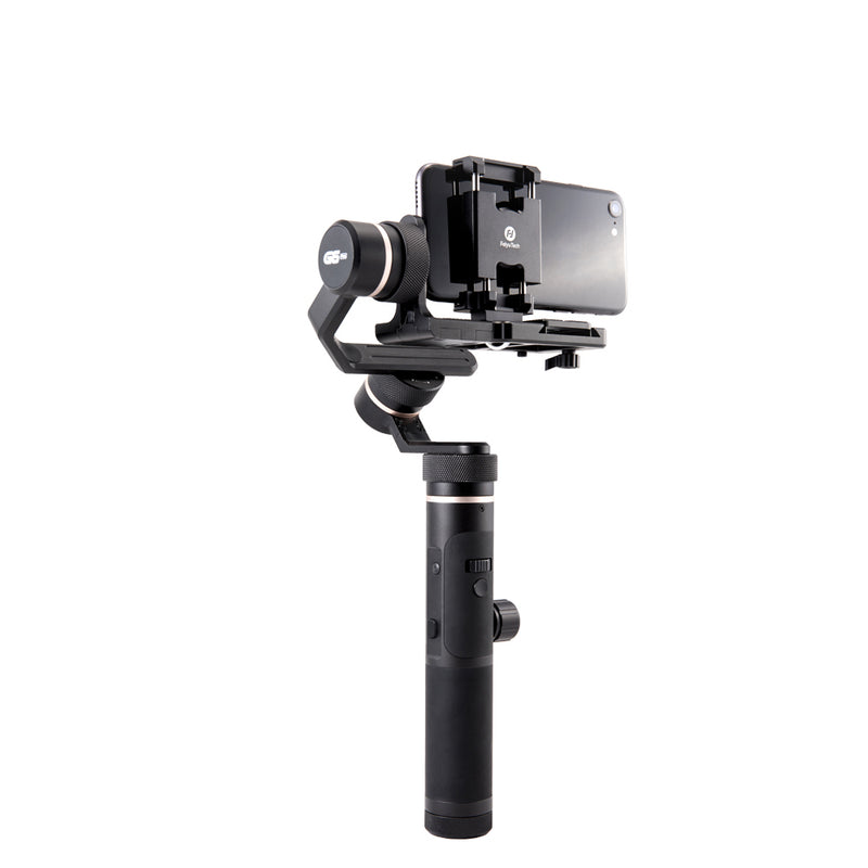 FeiyuTech G6 Plus Gimbal / Straight Extension Arm Smartphone Adapter Phone Mount