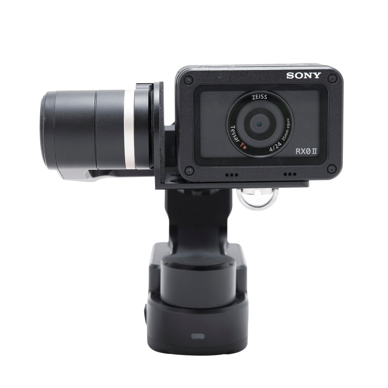 FeiyuTech Sony Action Sports Camera RX0 Mount for G5/WG2/G6/WG2X Gimbal