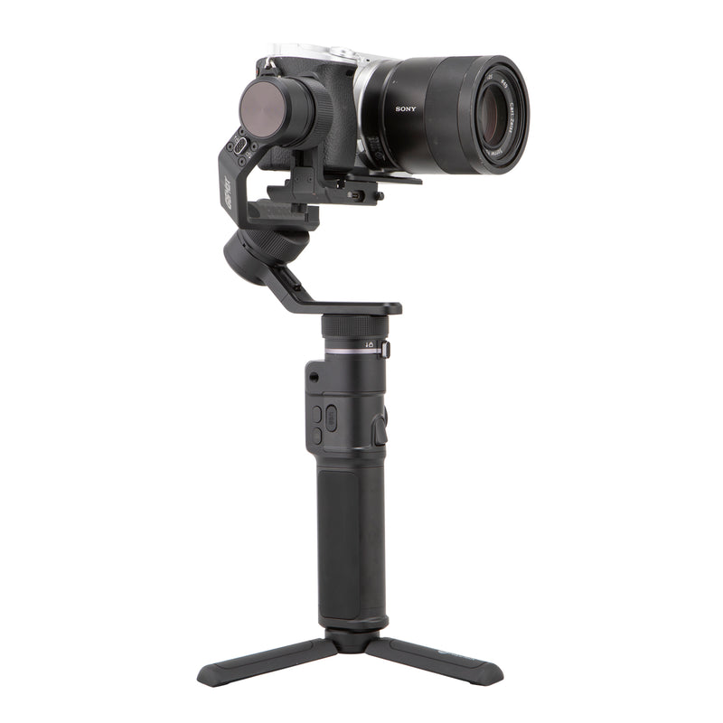 (Used-Very Good) FeiyuTech G6 Max 3-Axis USB/Wi-Fi Control Stabilized Handheld Gimbal for Smartphone/Action Sport Camera/Mirrorless Camera/Pocket Camera