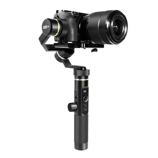 Feiyu G6 Plus Gimbal for DSLR Camera GoPro Hero 8/7/6/5 Action Camera Smartphone