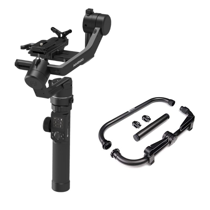 FeiyuTech AK4500 Detachable 3-axis DSLR Camera/Camcorder Stabilizer Gimbal for Sony/Canon/Panasonic/Nikon Payload 4.6KG