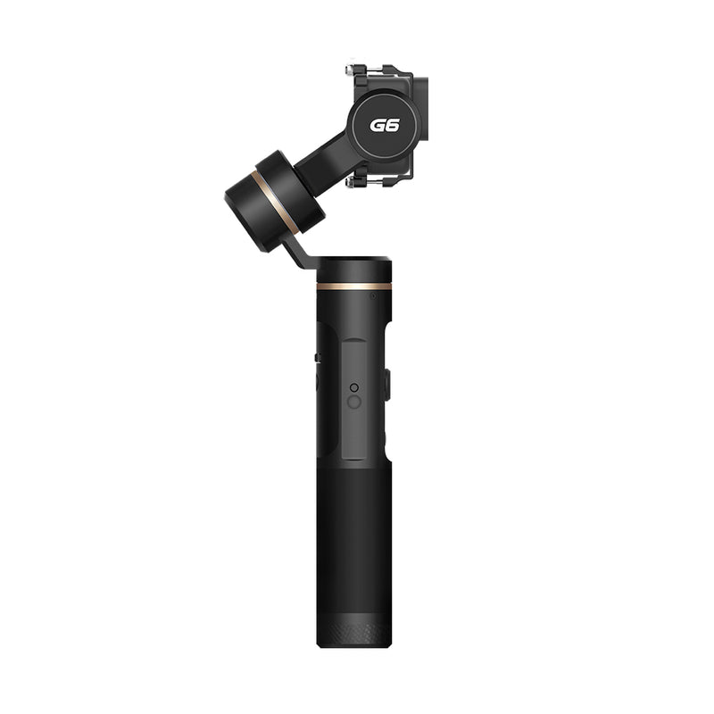 FeiyuTech G6 Handheld Stabilizing Gimbal for GoPro 8/7/6/5/ RX0(Required RX0 Mount)Yi 4K/SJCAM/AEE/ Ricca Sport Action Camera