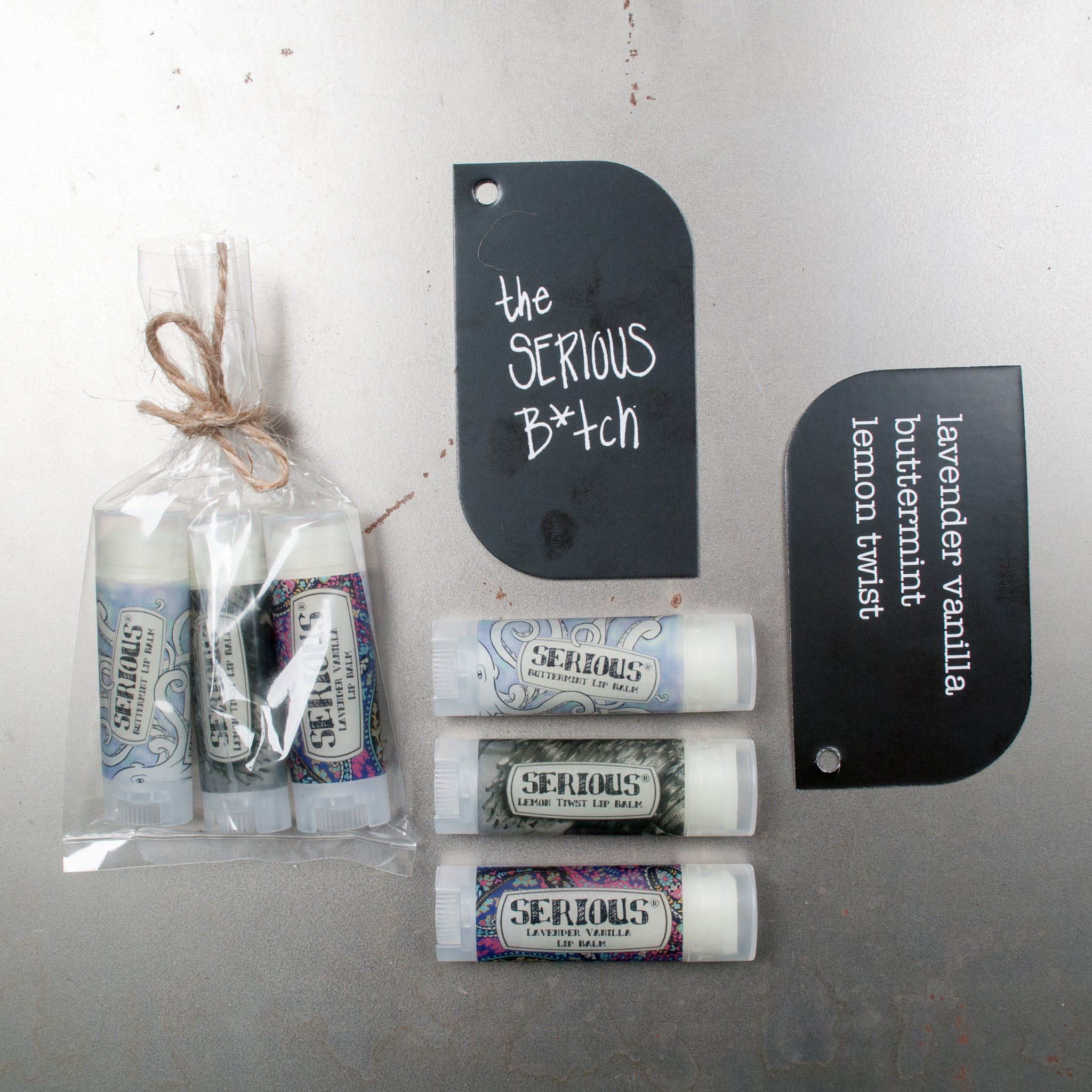 The Serious B*tch Lip Balm Bundle